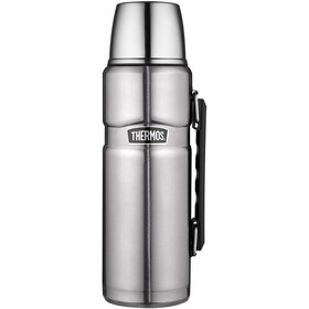 Thermos King Bouteille isotherme Émail, 1 litres, edelstahl